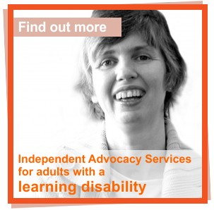 ... advocacy for adults with learning disabilities